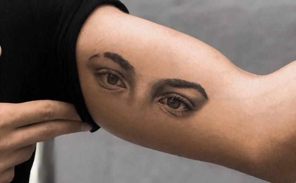Что означает тату глаз?