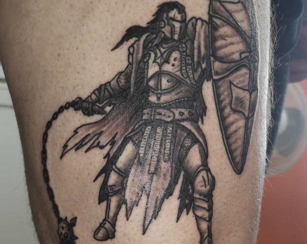 Значение татуировок воинов