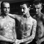 Тюремные-наколки