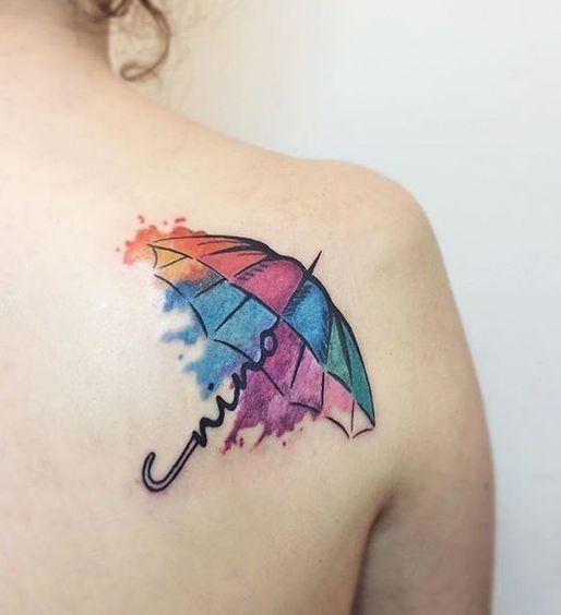 Татуировки с предметами