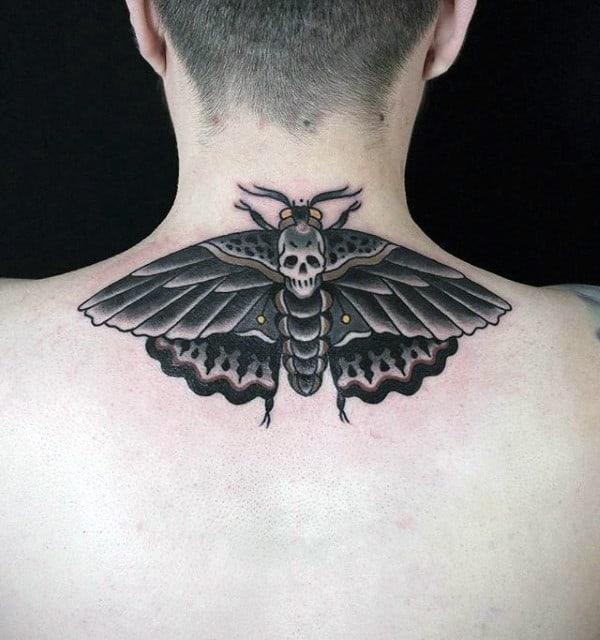 Значение тату мотылек