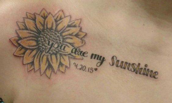 Фотографии татуировки надписи о детях
