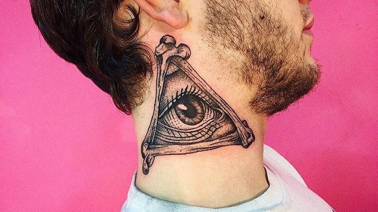 Масонские татуировки