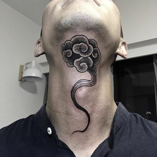 Татуировки облаков