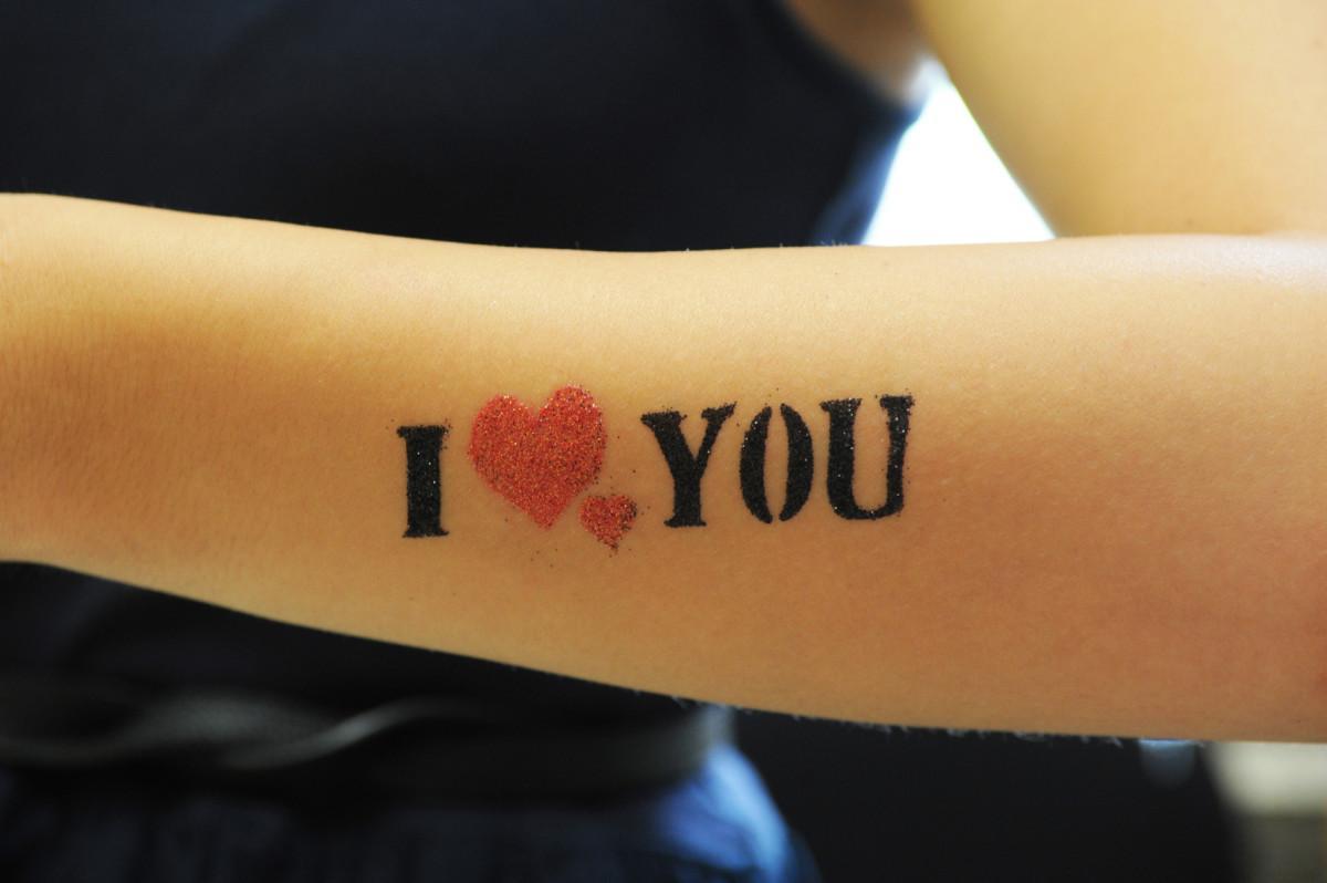 Фотографии татуировок на руке
