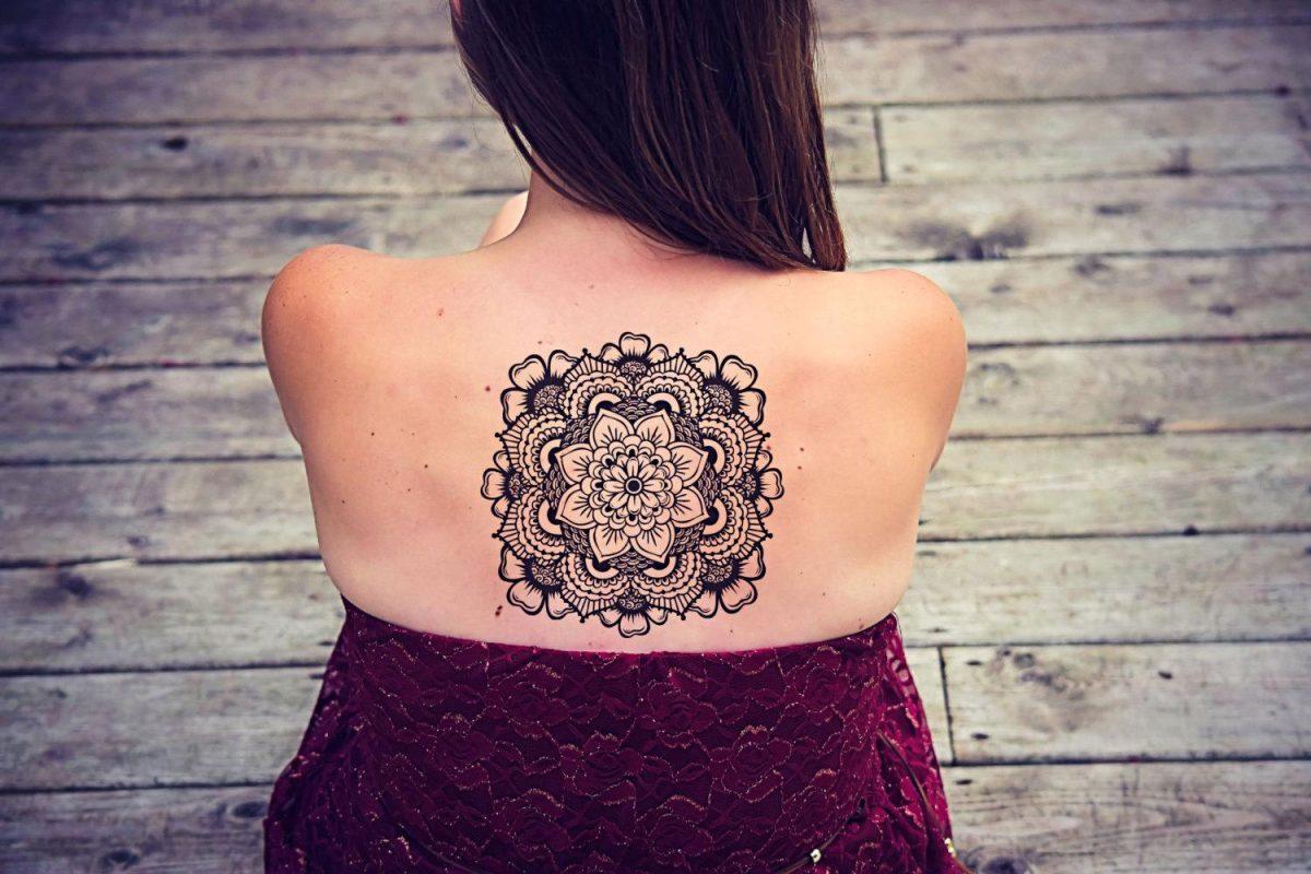 Значение татуировки мандала