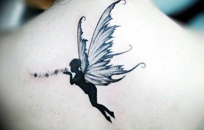 Значение татуировки фея